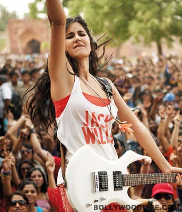 #KatrinaKaif isn't bothered about rumours : Katrina Kaif has come a long way in Bollywood and has made a place for herself in the top-league. She has had her share of highs and lows, but right now she is one of the highest paid girls in B-town. The fact that she is doing two films simultaneously, with Shahrukh Khan and Salman Khan