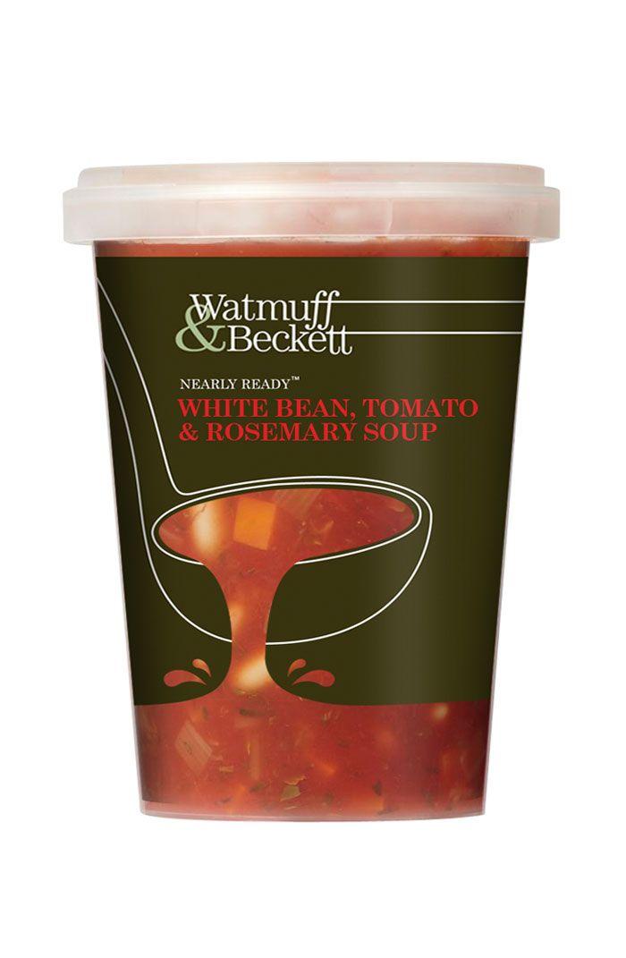 watmuff & Beckett soup packaging