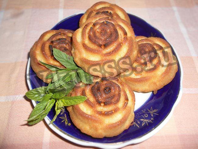 вкусные кексы с тыквой и курагой рецепт фото