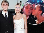 Grammy Awards 2020: Dua Lipa gazes lovingly at supportive boyfriend Anwar Hadid