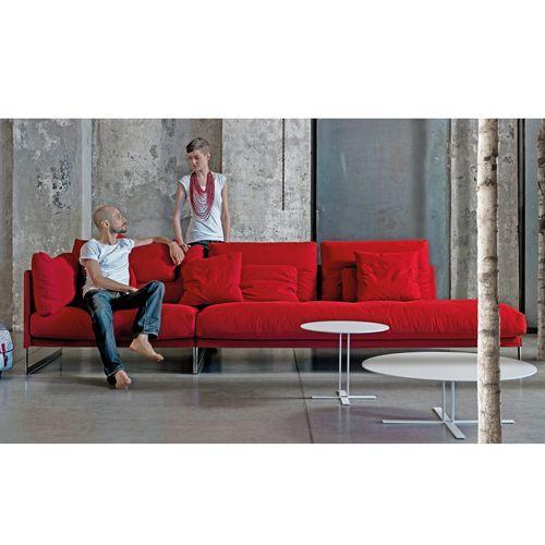 DIvano Livingston - design Giuseppe Viganò - Saba Italia