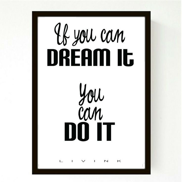 70 X 100 CM - FORUDBESTILLING - DREAM IT via LIVINK. Click on the image to see more!