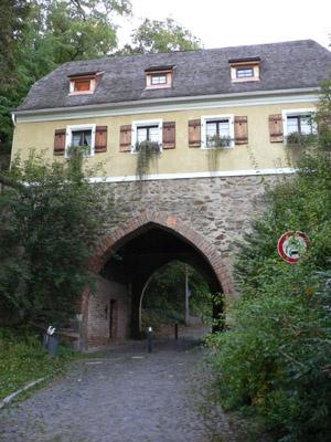 Ein Stück der Via Regia, der ältesten und längsten Landverbindung zwischen Ost- und Westeuropa, auf der Luisa und ihr Vater nach Leipzig reisen.