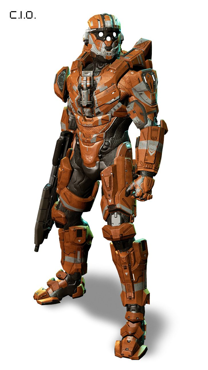 This is my current armor set for Halo 4! Digging it.