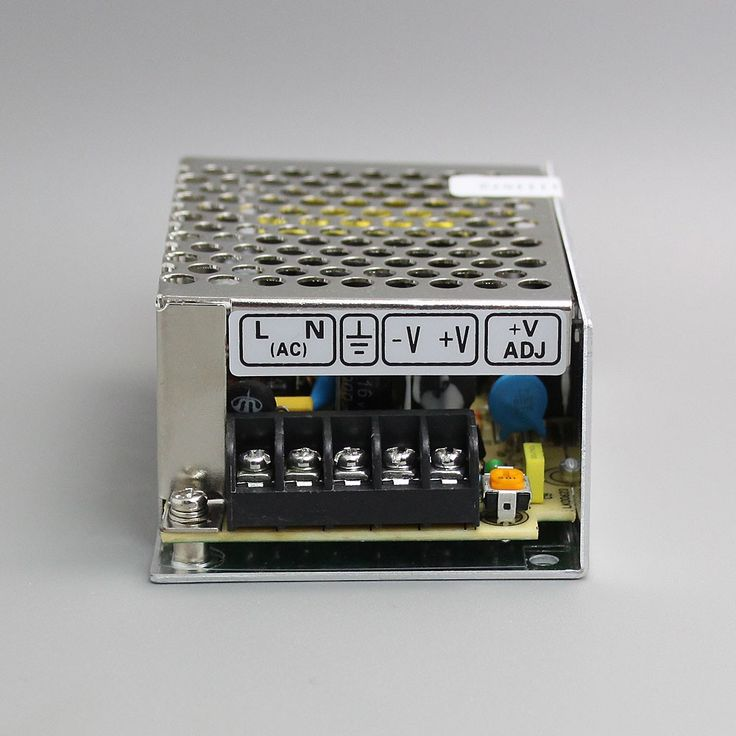 Switching Power Supply - Mini Size Series MS MSF - MS-35W Switch Mode Power Supply - Vanto Industrial Electric