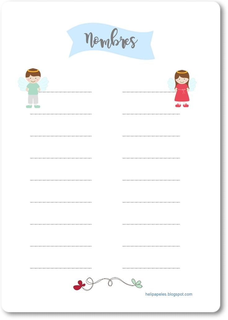 447 best imprimibles images on Pinterest | Planners, Baby album and ...