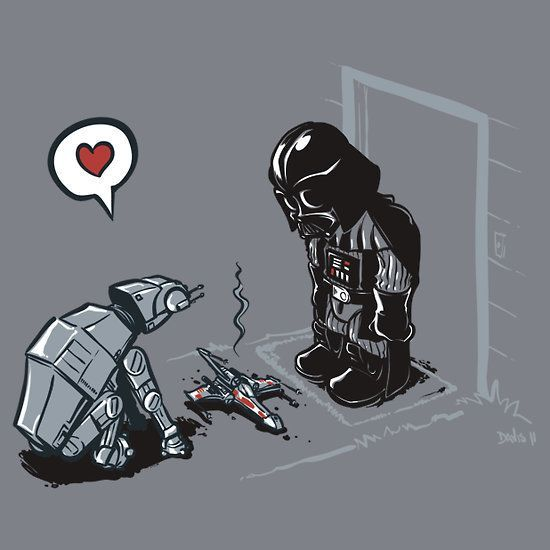 Das coolste Star Wars T-Shirt aller Zeiten! Design…