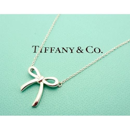 ribbon tiffany necklace <3 **
