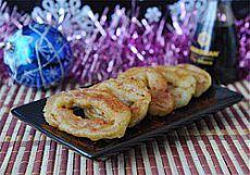 Кальмар в кляре по-китайски - кулинарный рецепт. Кальмар, фритюр