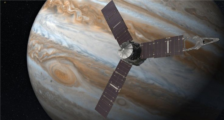 Watch Live As NASA's Juno Spacecraft Enters Jupiter's Orbit  After a nearly 5-year journey, NASA's Juno spacecraft is scheduled to reach its destination with a planned orbital insertion at Jupiter on July 4. Juno will become only the second spacecraft...