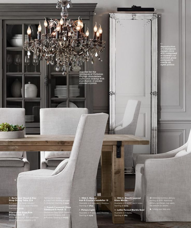 Restoration Hardware See More RH Source Books