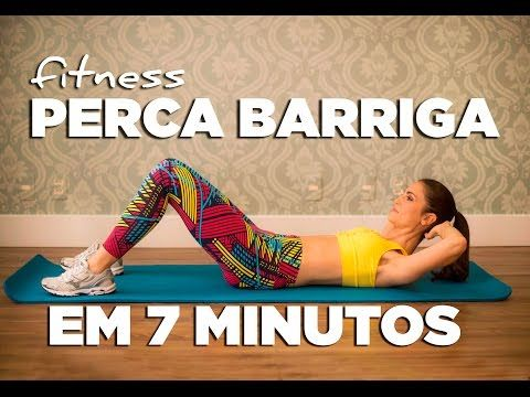 TV Chris Flores: como perder barriga em sete minutos - YouTube