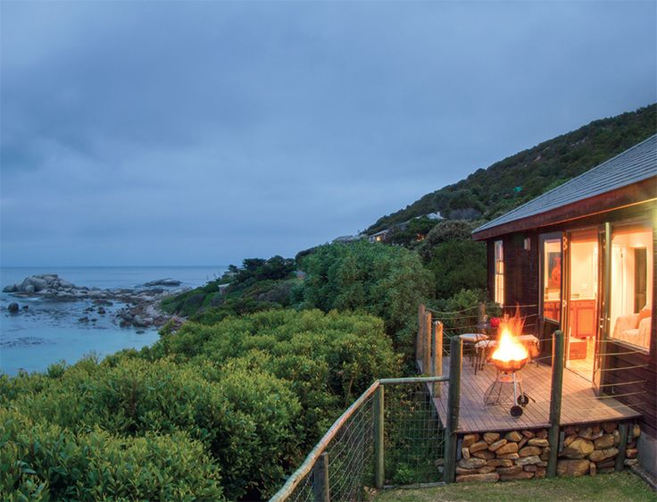 The Top 10 Beach houses to hire in SA via Getaway Mag