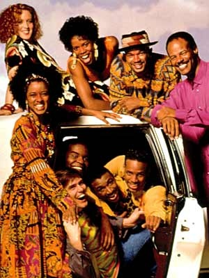 In Living Color. * and Jamie Foxx