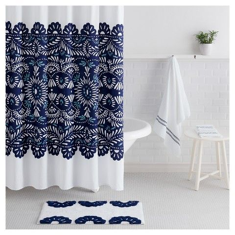 1000+ ιδέες για Navy Shower Curtains στο Pinterest