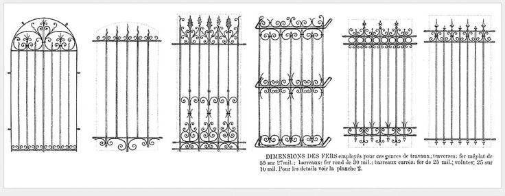 Des fenetres en fer forg de toute beaut maison grilles for Fenetre fer forge