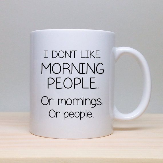 Funny Coffee Mug Unique Gift Idea Funny Gift by TheCoffeeCorner