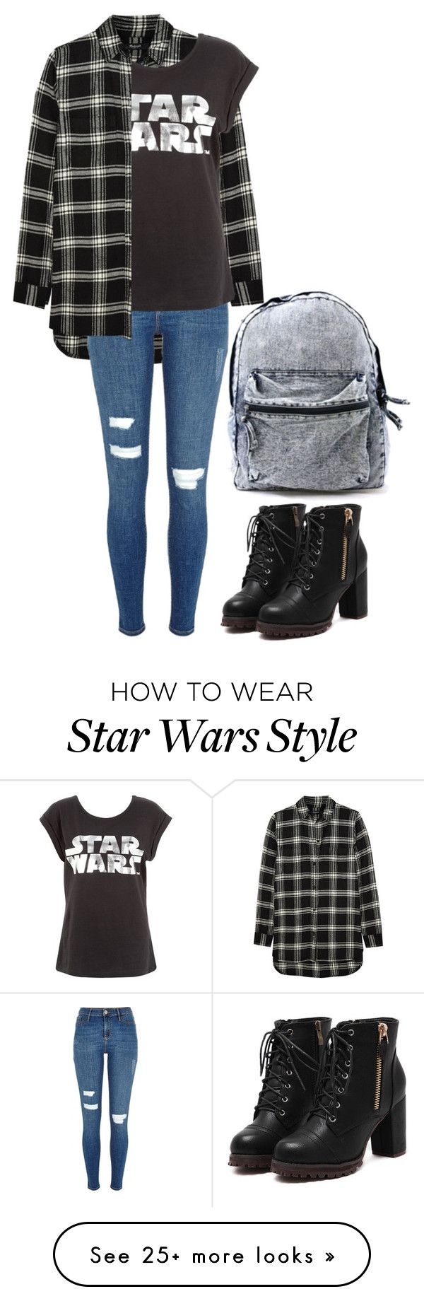 """OOTD"" by kirathelovergirl on Polyvore featuring Madewell and River Island"