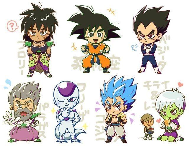 Imaɢeɴeѕ ĸawaii Draɢoɴ Vall Personajes De Dragon Ball Deadpool Caricatura Personajes De Goku