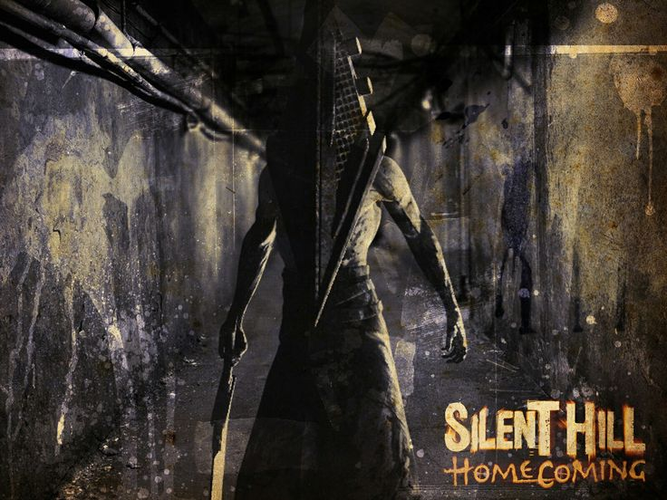 Silent hill game series Not very knowing but still one the best series of the survival horror genre