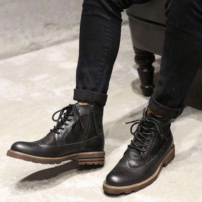 Best 25  Mens brogue boots ideas on Pinterest | Men's shoes, Men ...