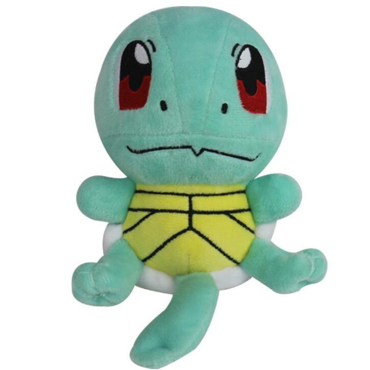 """1 sztuk 6 """"15 cm Pokemon squirtle pokemon Pluszowe Zabawki dla dzieci zabawki…"""