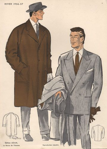 1950's men's fashion - Google Search: