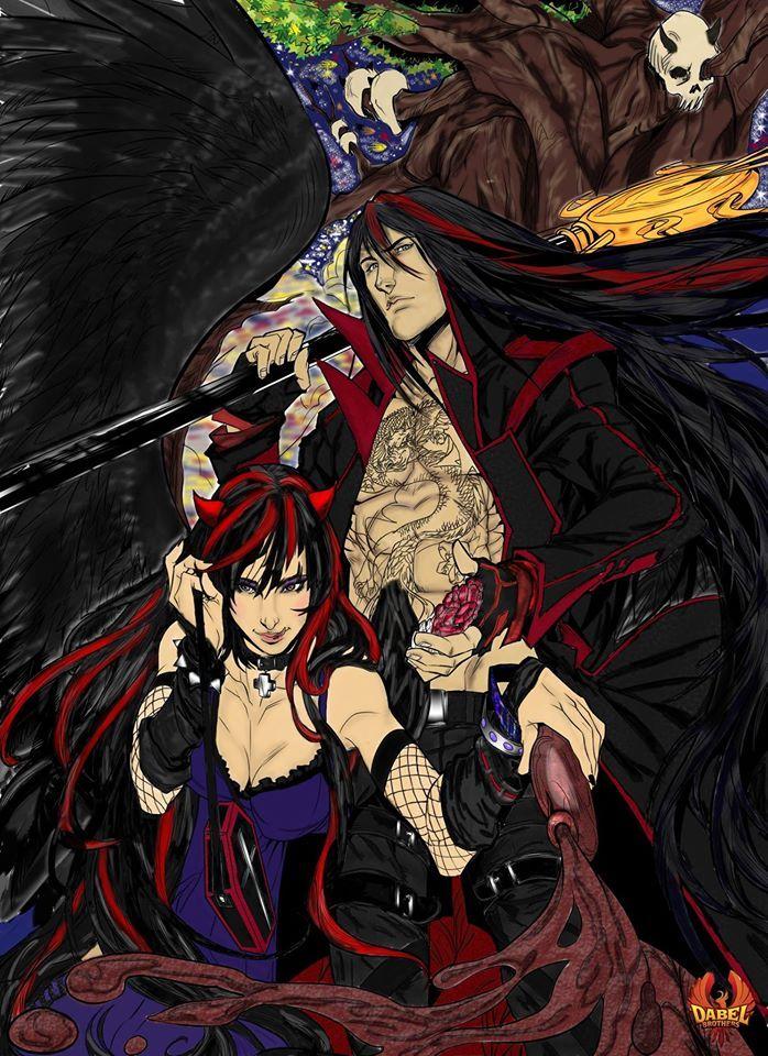 Acheron Simi Dark Hunter Series Darkhunters Pinterest Dark