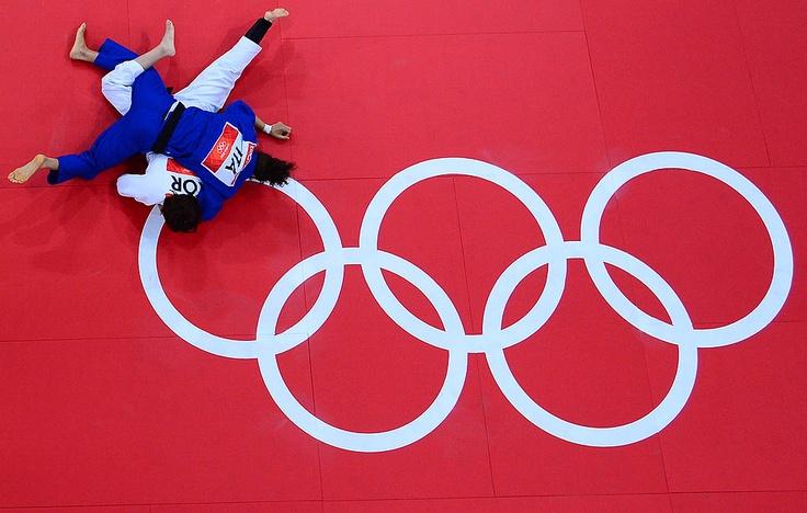 2012 London Olympics | Day 5 - Framework by Gauthier x3