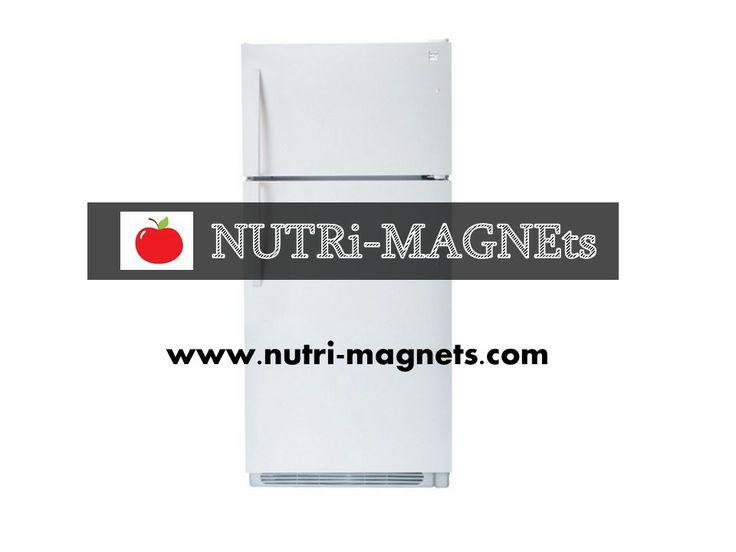 Nutrition Fridge magnets! www.nutri-magnets.com