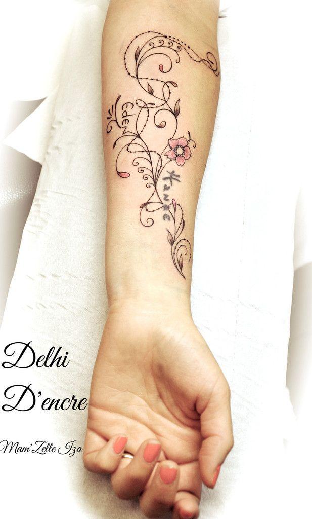 31+ Tattoo femme avant bras ideas