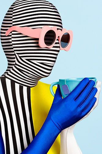 The Craig and Karl Collection for Le Specs Eyewear Boasts Whimsical Shapes #eyewear trendhunter.com