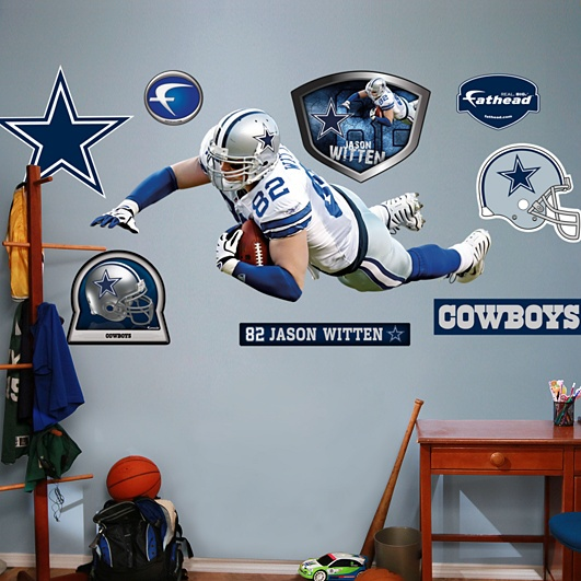 26 best images about dallas cowboy room on pinterest for Dallas cowboys wall decals for kids rooms