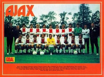 5. Ajax, 1971-72 | The 50 Greatest World Football Club Teams of All Time