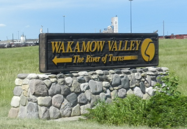 The Wakamow Valley in Moose Jaw, SK, where a small band of Lakota Sioux settled after crossing the Medicine Line with Sitting Bull in 1877. http://www.inkwellinspirations.com/2012/08/the-medicine-line-outdoor-show.html