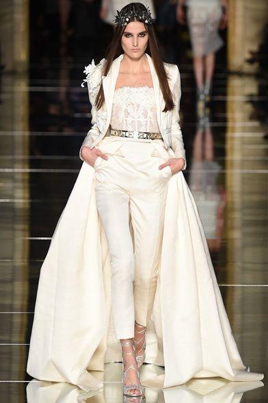Sfilata Zuhair Murad Parigi - Alta Moda Primavera Estate 2016 - Vogue