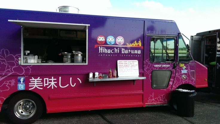 Best Hibachi Food Truck Finally Became Licensed For Downtown