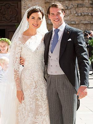 Prince Felix Of Luxembourg Marries Claire Lademacher In Fairytale Second Wedding