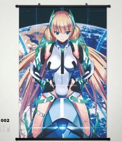 Expelled from Paradise Angela Balzac Home Decor Anime Poster Wall Scroll 002