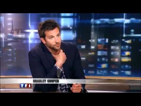Bradley Cooper Parle Français.flv - after hearing Bradley speak French, who wouldn't want to learn it?