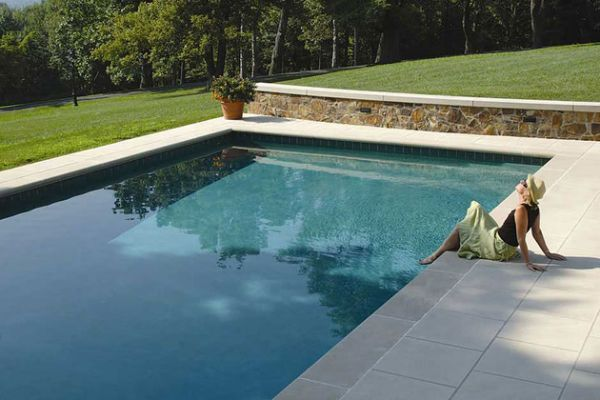 Limestone Coping | Limestone Pool