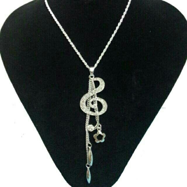 Saya menjual Zen Music Necklace seharga Rp70.000. Dapatkan produk ini hanya di Shopee! http://shopee.co.id/deventostore/2405369 #ShopeeID