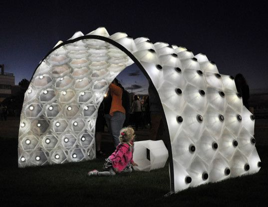 3D-printed Solar Bytes Pavilion pushes the boundaries of architectural innovation