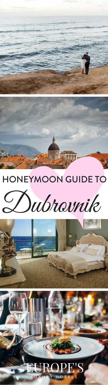 Dubrovnik Honeymoon Guide | Looking for the best things to do in Dubrovnik for your honeymoon in Croatia? Check out our complete honeymoon guide to inspire you to plan the best getaway ever.
