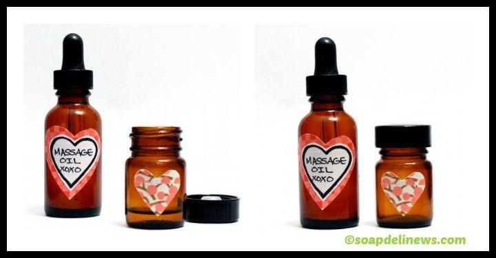 Massage Oil DIY Tutorial