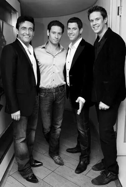 633 best carlos marin images on pinterest musicians - Il divo news ...