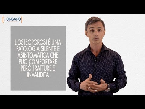 Il migliore esercizio per prevenire l'osteoporosi - Dr. Filippo Ongaro