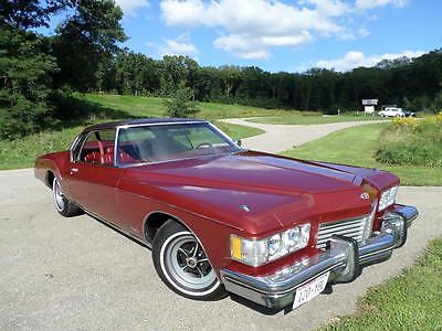 nice 1973 Buick Riviera - For Sale View more at http://shipperscentral.com/wp/product/1973-buick-riviera-for-sale/