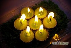 Make Bottle Cap Candles - wikiHow