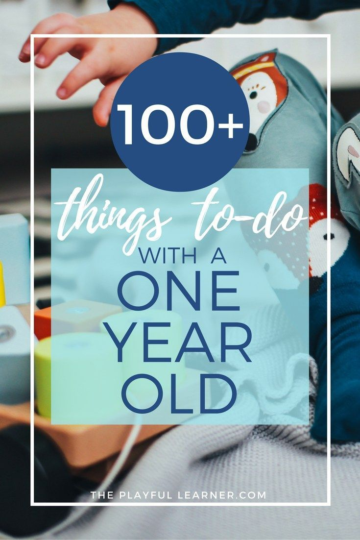 Crafts for one year olds - 100 Playful Things To Do With A One Year Old Part One